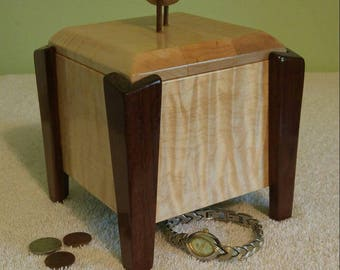 Jewelry box Custom Handmade