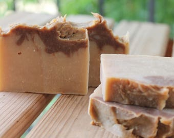 SOAP with Shea butter and cocoa