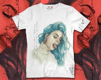 Halsey - T-shirt