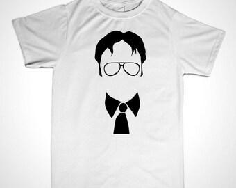 Dwight Schrute Shirt - Dunder Mifflin shirt - Dunder Mifflin Tee - The Office TV Series Shirt - Dunder Mifflin Paper Company Shirt
