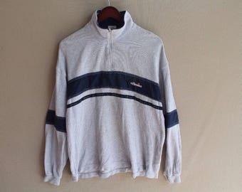 vintage 90s ellesse sweatshirt  ellesse jumper