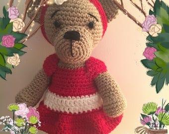Sabina the teddy bear