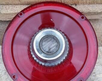 1965 Ford Galaxie tail light lens - 1 each