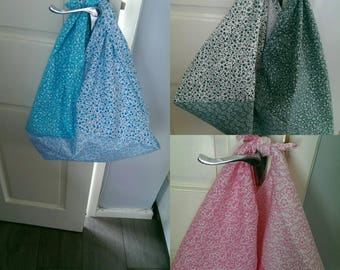 Pretty shopping bags