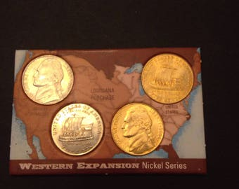 Western Expansion Jefferson Nickles