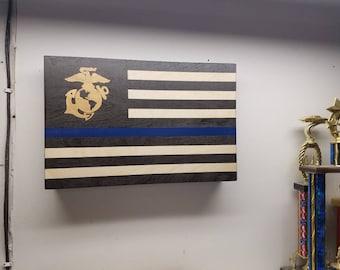 """Gun concealment flag. 20""""x13'"""