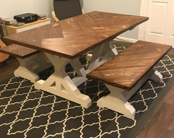 Expanding Dining Room Table