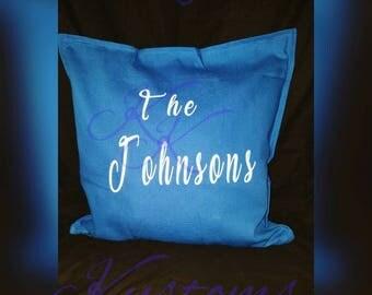 Kustomized Pillow