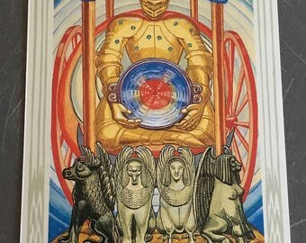 A One Card Focus Reading