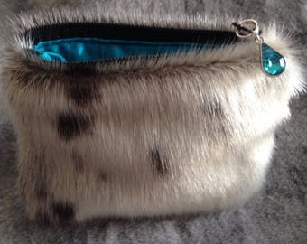Sealskin Coin Purses