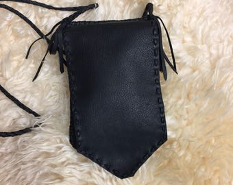 100% genuine leather cellphone bag !