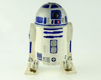 "Super Rare Vintage 1993 Star Wars Lucasfilm R2D2 4.75"" Statue"