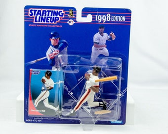 Starting Lineup Baseball 1998 Series Glenallen Hill Action Figure Giants
