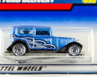 Hot Wheels 32 Ford Delivery #996 1/64 Scale Diecast Car