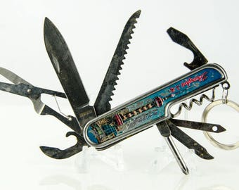 "9 in 1 Multi Tool 3.5"" Pocket Knife Shanghai"