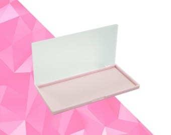 Magnetic Palette M Pink - Magnetic Makeup Palette - Makeup Organize - Fits 18 Eyeshadows*