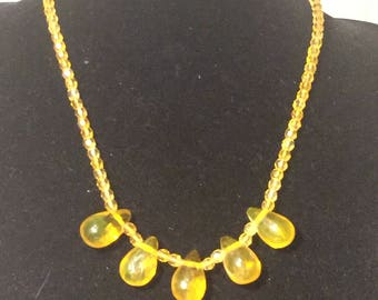 Necklace drops 9 N Maryline series