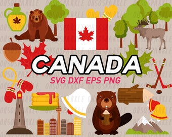canada clipart,svg,eps,dxf,maple leaf,canadian,stencils,cut files,cricut,silhouette,digital graphics