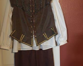 Men's Renaissance Costume