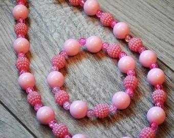 Children's Bubble Gum Bead set