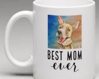 Custom Mugs for Pet Lovers