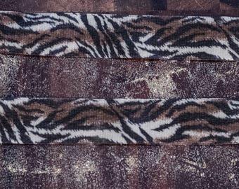 Tiger Print Chokers