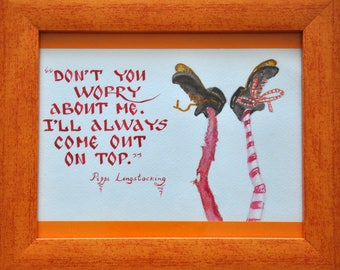 Pippi Longstocking quote