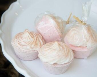 Cup Cake Bath Bombs