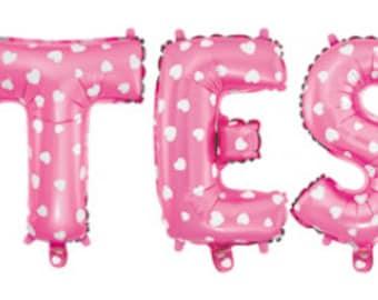 pink or blue, decoration balloons Festoon kits baptism party, Festoon, mylar balloons, christening items