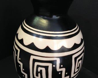 Handmade ceramics from Peru