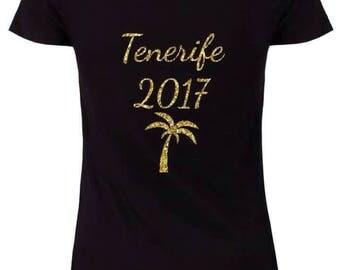 Personalised Holiday T'Shirts