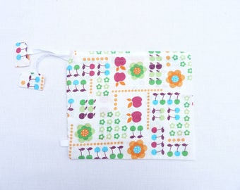 original fabric bag 22 x 17 cm