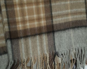 Ladies Wrap 100% Lambswool from Scotland
