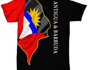 Antigua Flag Shirt