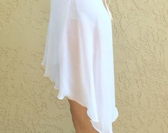 Aurora Skirts Adage Ballet Skirt High Low