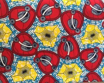 Fabric - African print fabric - African wax fabric