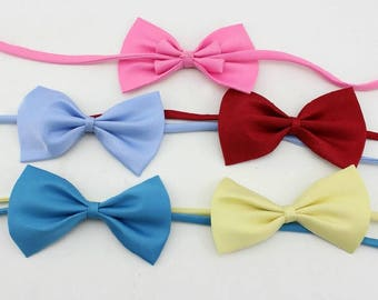 Bow Tie Baby Boy Color Solid Kid, Toddler Bowtie Necktie Kids Formal New, boys cheep solid bow tie children butterfly ties baby & kids
