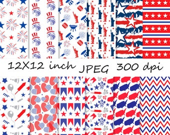 independence day+United States+patriotic+4 july+America+independence day of America+red+blue