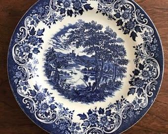 Thalia Dinner Plate - Pastoral