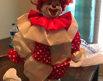 Vintage Anco Clown