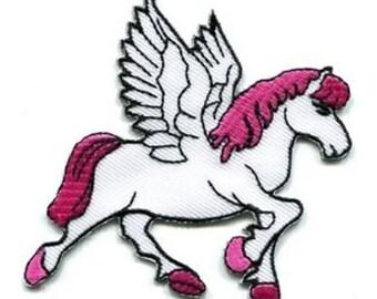 Pink Pegasus Patch W.Ch.Patch