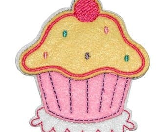 Pink Cup Cake Patch W.Ch.Patch