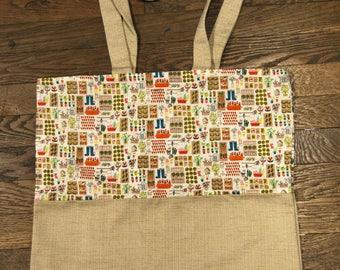 tote bag patterns garden