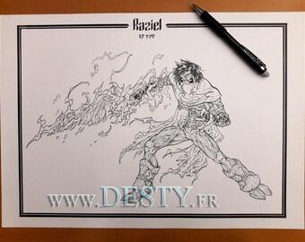 Legacy of Kain Original : Raziel