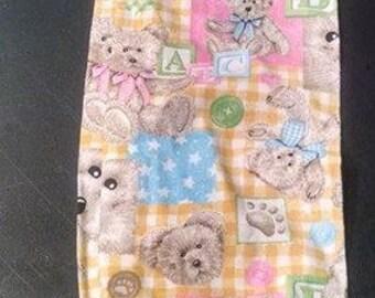 Plastic Bag Holder #19 Teddy Bears