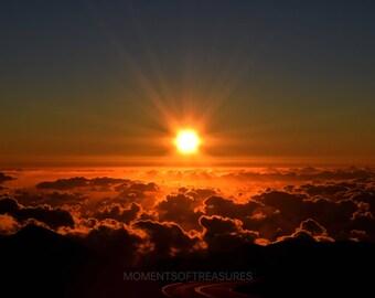 Haleakala Sunrise Photography, Maui, Hawaii, Valcano