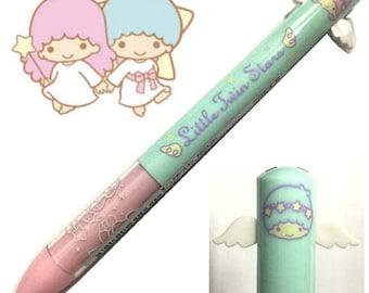 Japan mimi pen - Sanrio Little Twin Stars - ball pen 0.5mm