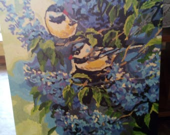 """Painting """"Spring"""""""
