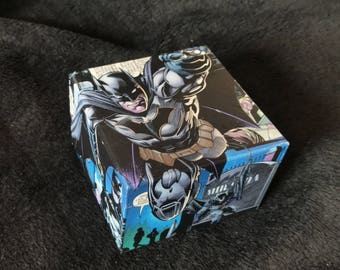 Batman Comic Box