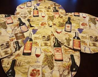 Wine Motif Placements